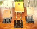 Check out the trophies awarded! (made by David Finch)