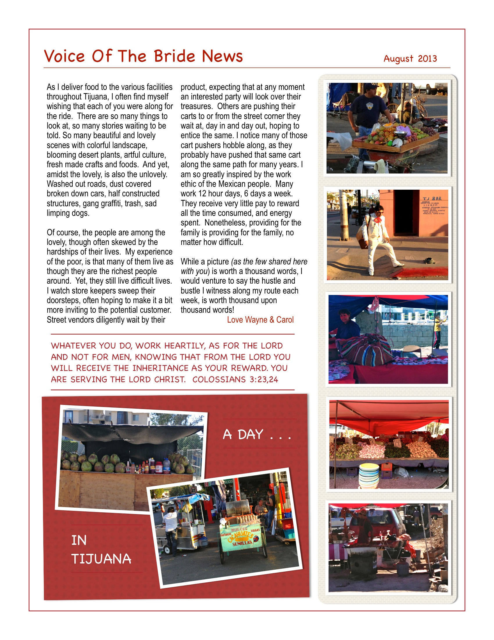 Click on this image to make newsletter larger.