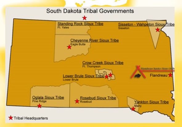 "VOB News April 2019 ""South Dakota Tribes"" | Voice Of the"